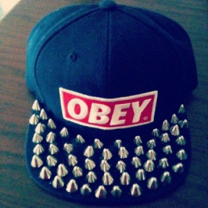 SWAG Кепка OBEY