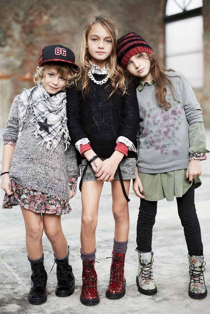 стильные джинсы 2021 для подростков