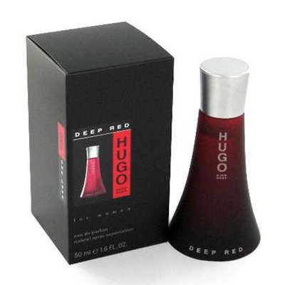 Духи Hugo Boss Deep Red