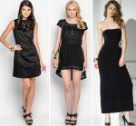 Черное платье и бежевые туфли – Туфли под черное платье: красные, бежевые, фото, какие подойдут к длинному, одеть?