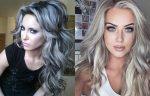 Как покрасить в серый цвет волосы – фото оттенков (темно-серый, мышиный, дымчатый, серебристый и другие), как их получить в домашних условиях, обзор красок и оттеночных средств