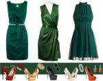 Платье зеленое с черными колготками – Какие колготки подойдут под зеленое платье. С чем носить зеленое платье? Фото, видео, особенности выбора. С чем носить изумрудные туфли