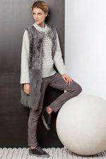 С чем носить меховую жилетку – Меховые жилеты 2020-2021 — фото, фасоны меховых жилетов, идеи, с чем носить жилет из меха